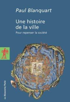 Livres Couvertures de Une histoire de la ville