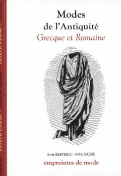 Livres Couvertures de Modes de l'Antiquité grecque et romaine