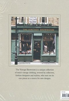 Livres Couvertures de The Vintage Showroom : An Archive of Menswear