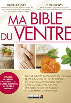 Livres Couvertures de Ma bible du ventre