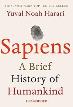 Livres Couvertures de Sapiens