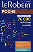Dictionnaire Le Robert de poche 2019