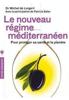 Livres Couvertures de Le nouveau régime méditérranéen: Pour protéger sa santé et la planète