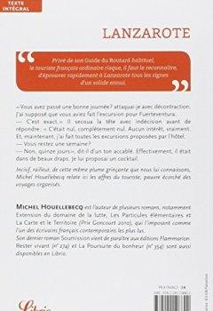 Livres Couvertures de Lanzarote et autres textes
