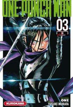 Livres Couvertures de One-Punch Man - T3 (3)