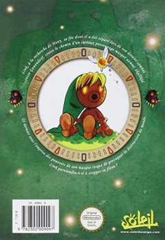Livres Couvertures de Zelda - Majora's Mask