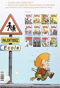 Livres Couvertures de Les Blagues de Toto T12 - Bête de concours