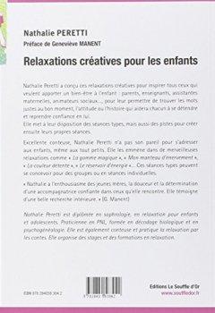 Livres Couvertures de Relaxations créatives pour les enfants