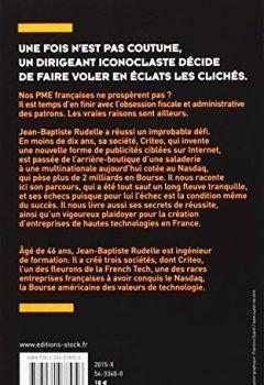 Livres Couvertures de On m'avait dit que c'était impossible: Le manifeste du fondateur de Criteo