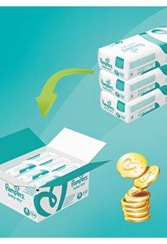 Livres Couvertures de Pampers - Baby Dry - Couches Taille 4 (7-18 ou 8-16 kg /Maxi) - Pack Economique 1 Mois de Consommation (x174 couches)