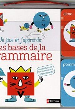Livres Couvertures de Les bases de la grammaire