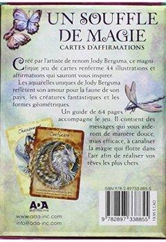Livres Couvertures de Un souffle de magie - Cartes d'affirmations - Coffret