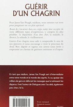 Livres Couvertures de Guérir d'un chagrin : Les réponses spirituelles d'un médium