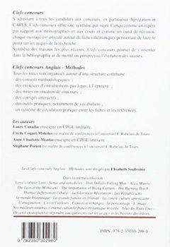Livres Couvertures de Réussir le CAPES d'anglais - Epreuve de composition-