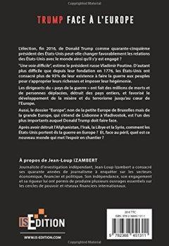 Livres Couvertures de Trump face à l'Europe: Peut-on éviter une nouvelle guerre mondiale ?