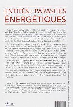 Livres Couvertures de Entités et parasites énergétiques