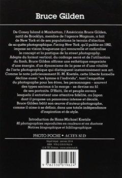 Livres Couvertures de Bruce Gilden