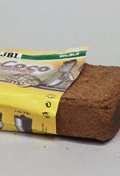 Livres Couvertures de JBL TerraCoco Humus 600g, 9l, Substrat de sol pour tous types de terrariums