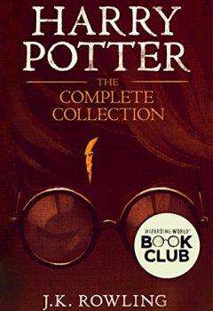 Livres Couvertures de Harry Potter: The Complete Collection (1-7)