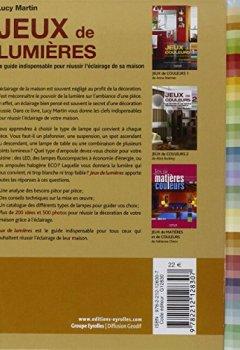Livres Couvertures de Jeux de lumières : Le guide indispensable pour réussir l'éclairage de sa maison
