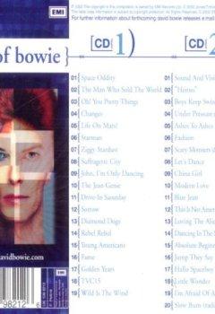 Livres Couvertures de Bowie - The Best Of (2 CD)