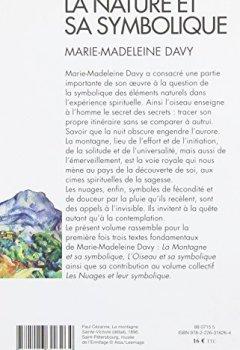 Livres Couvertures de La nature et sa symbolique