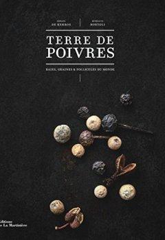 Livres Couvertures de Terre de poivres. Baies, graines et follicules du monde