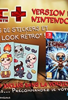 Livres Couvertures de The Binding of Isaac: Afterbirth +