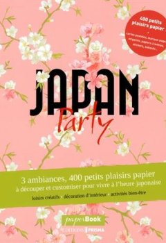 Livres Couvertures de Japan party