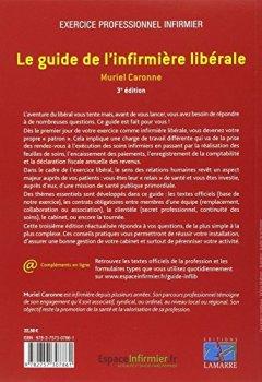 Livres Couvertures de Le guide de l'infirmière libérale
