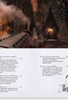 Buchdeckel von Harry Potter: Magische Orte aus den Filmen: (Hogwarts, Winkelgasse und andere Schauplätze)