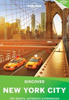 Livres Couvertures de Lonely Planet Discover New York City 2017