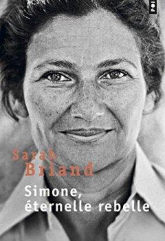 Livres Couvertures de Simone, éternelle rebelle