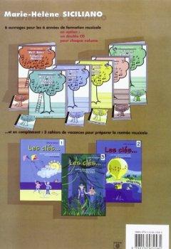 Livres Couvertures de Chant en F.M.
