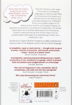 Livres Couvertures de Mother Tongue: The Story of the English Language