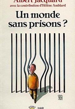 Livres Couvertures de Un monde sans prisons ?