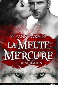 Livres Couvertures de La Meute Mercure, T2 : Jesse Dalton