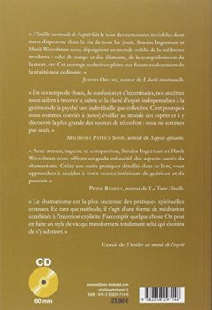 Livres Couvertures de S'éveiller au monde de l'esprit (1CD audio)