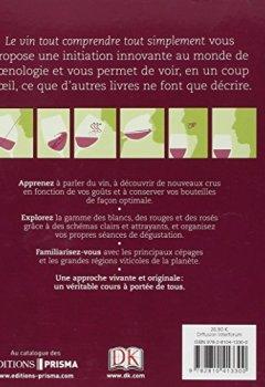 Livres Couvertures de Le vin tout comprendre, tout simplement