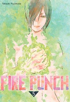 Livres Couvertures de Fire Punch T05