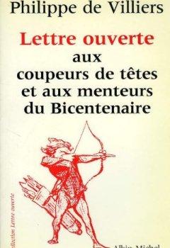 Livres Couvertures de Lettre ouverte aux coupeurs de têtes et aux menteurs du bicentenaire