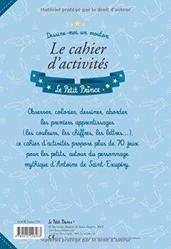 Livres Couvertures de Le Petit Prince - S'Il te plait...Apprivoise-moi ! Mon cahier d'cctivités.