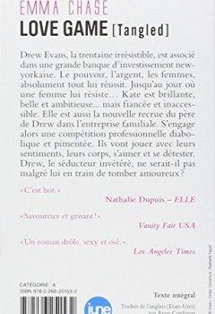 Livres Couvertures de Love Game (1)