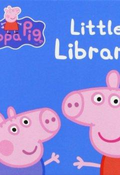 Livres Couvertures de Peppa Pig: Little Library