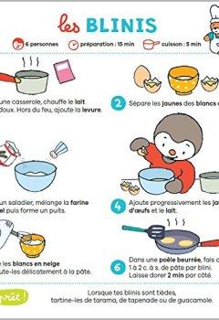 Livres Couvertures de T'choupi : mes recettes super simples - Dès 2 ans