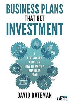 Livres Couvertures de Business Plans That Get Investment by David Bateman (2016-04-30)