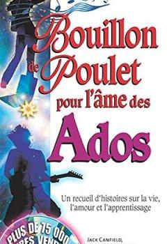 Livres Couvertures de Bouillon de poulet pour l'âme des ados - poche