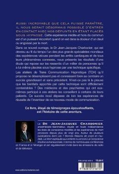 Livres Couvertures de Contacter nos défunts par l'hypnose : La TransCommunication Hypnotique, une nouvelle thérapie pour le deuil