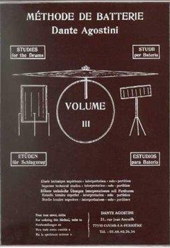 Livres Couvertures de Methode de batterie - Volume 3