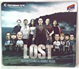 Lost Promotional Mouse Pad Bif Bang Pow Figures and Bobbleheads